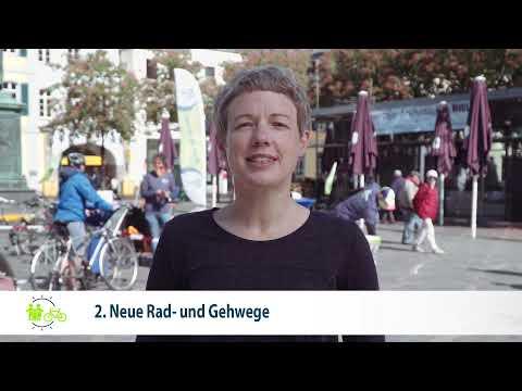 Forderungen für ein fahrradfreundliches Bonn