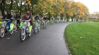 Die Zeit ist reif: Nextbike unterstützt den Radentscheid Bonn