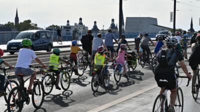 Kommt jetzt die Fahrradstadt?